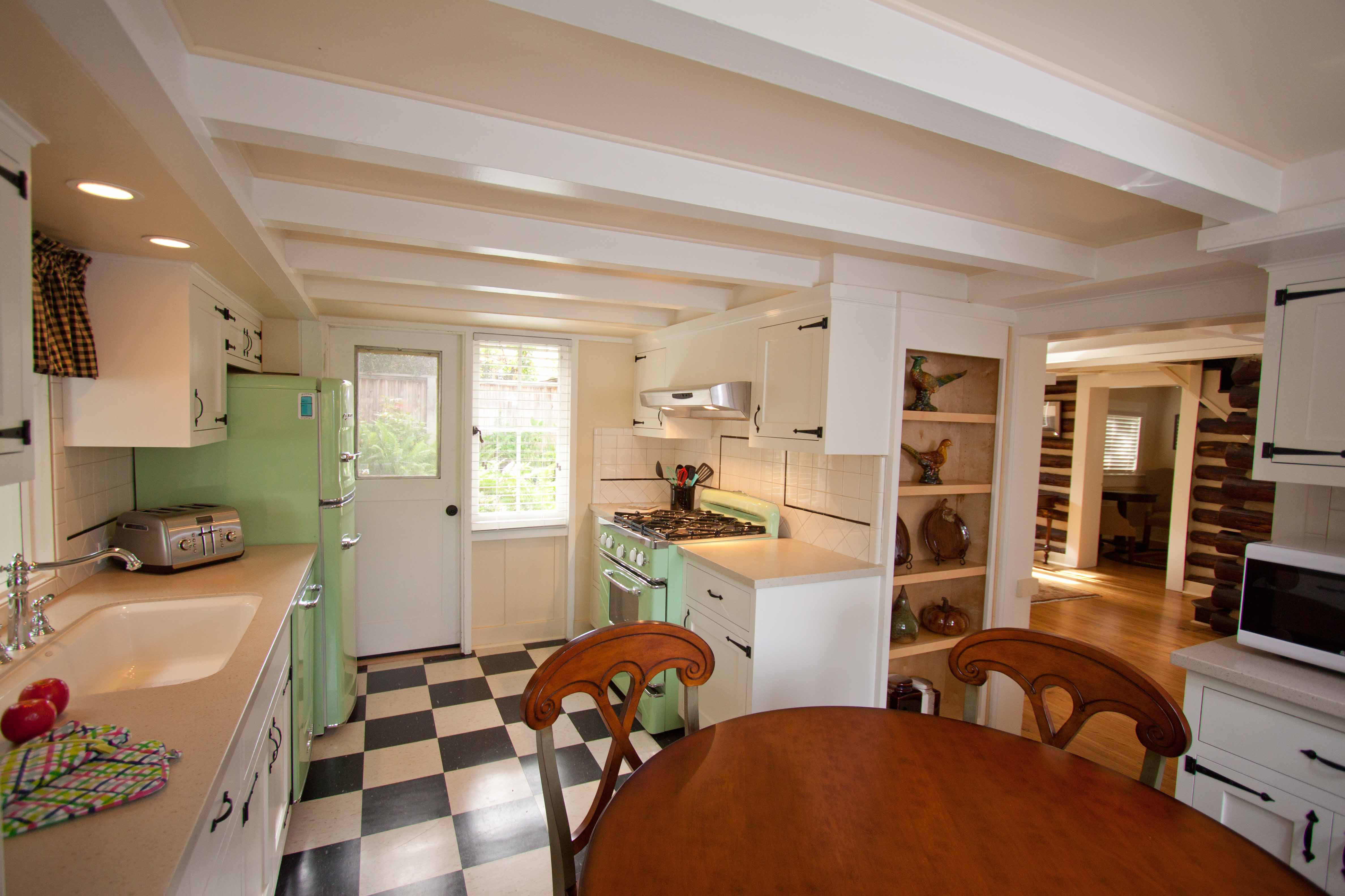 log haven carmel cottage inn